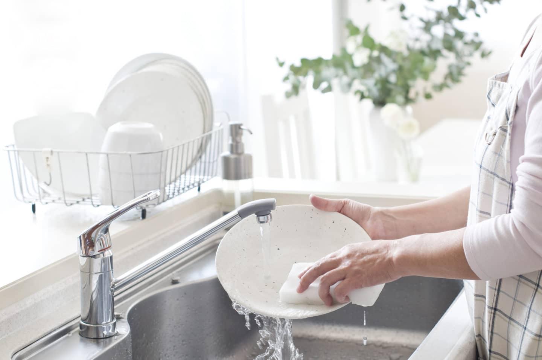 Средство для мытья посуды Dew Fast Clean